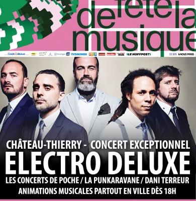 Un concert exceptionnel pour la Fête de la Musique !