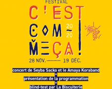 L'Echangeur présente son festival C'est Comme Ça !
