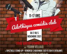 Adothèque Comédie Club
