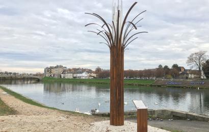 Hommage aux victimes des évènements de Strasbourg