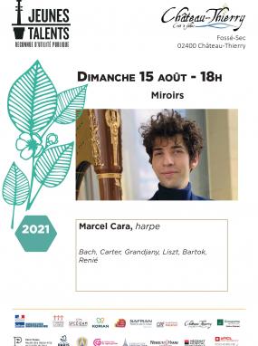 Concert Jeunes Talents - Marcel Cara