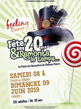 20 ans de Feeling Dance