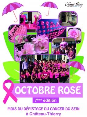 Lancement Octobre Rose 2019