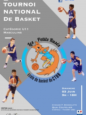 Tournoi national de Basket