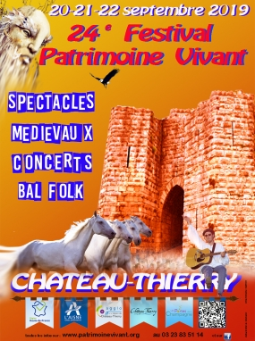 24e Festival Patrimoine Vivant