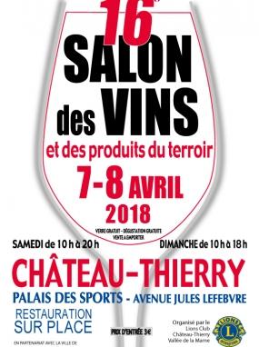 Salon des vins et produits du terroir