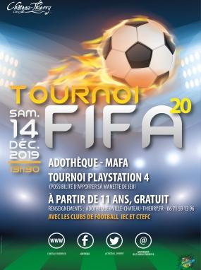 Tournoi Fifa 20