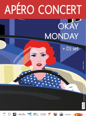 Apéro-concert - Okay Monday