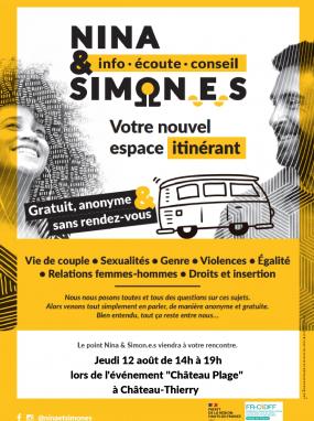 En voiture Nina & Simon.e.s