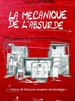 La Mécanique de l'absurde - Palais des Rencontres
