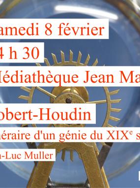 Conférence de Robert-Houdin