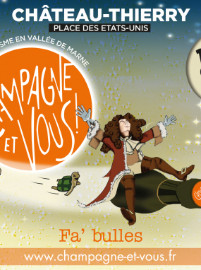 Festival Champagne & Vous !