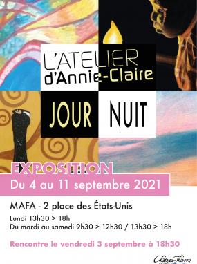 Exposition - LE JOUR et LA NUIT