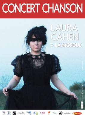Concert - Laura Cahen et La Mordue