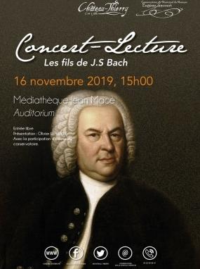 Concert-Lecture - Les Fils de J.S Bach