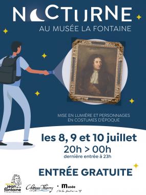 Visite exceptionnelle du musée Jean de La Fontaine