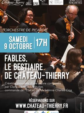 Concert - Orchestre de Picardie