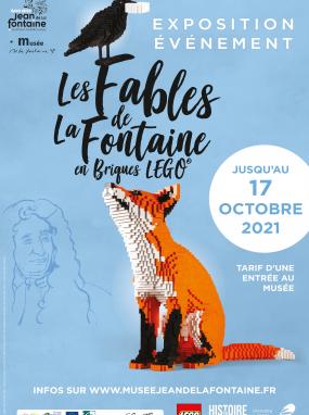 Les Fables de La Fontaine en LEGO