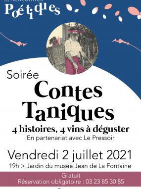 Soirée - Contes Taniques