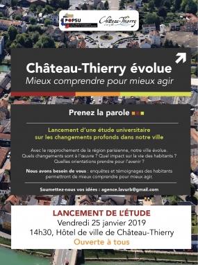Château-Thierry évolue, imaginons notre ville ensemble