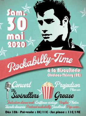 Rockabilly-Time