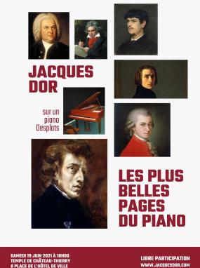 Concert - Les plus belles pages du piano