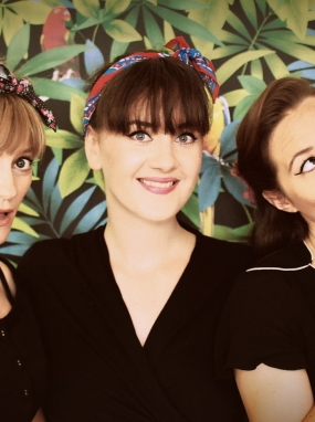 The Tiki Sisters - Concert - Chanson