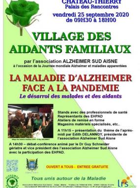 Village des Aidants Familiaux