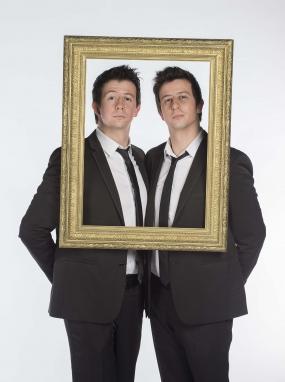 Les jumeaux - Photo : Kwiatkowski Christophe