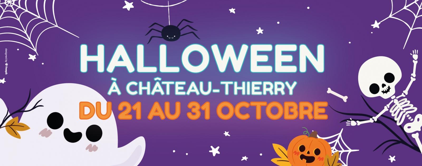 Halloween à Château-Thierry
