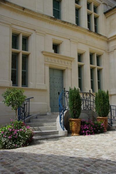 La maison natale de jean de la fontaine ch teau thierry for Piscine chateau thierry
