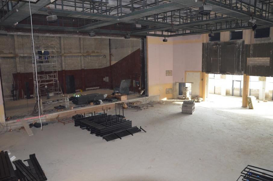 Palais des Rencontres - Salle de spectacle, Centre Social et Mairie Annexe