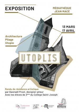 """Exposition """"UTOPLIS"""""""