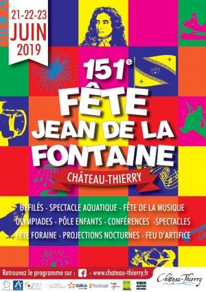 151e Fête Jean de La Fontaine