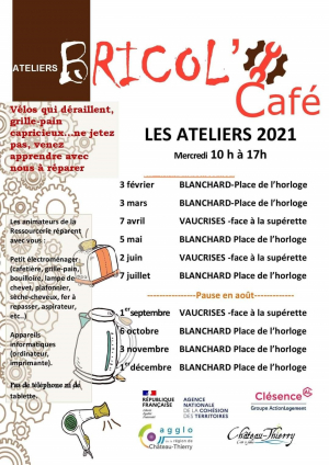Bricol' Café aux Vaucrises