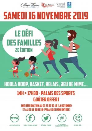 Le défi des Familles 2e édition