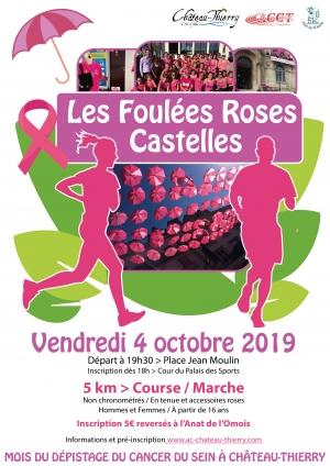 Les Foulées Roses Castelles
