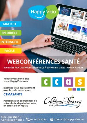 Webconférence - La fibromyalgie, maladie de la douleur chronique