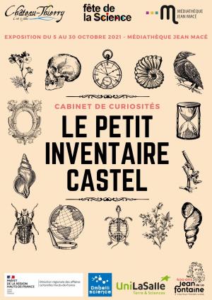 Exposition - Le Petit Inventaire Castel