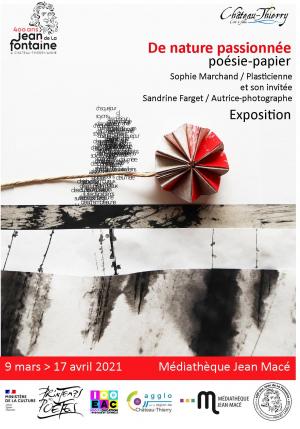 """Exposition """"De nature passionnée"""""""