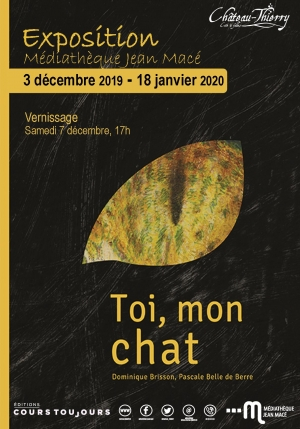 Exposition Toi, mon chat