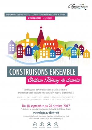 Construisons ensemble Château-Thierry de demain