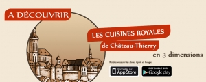 Les cuisines royales - application mobile