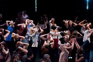 L'échangeur Let's Dance # Bal Rock interactif de Bérénice Legrand 11 octobre 2016 © Éric Lovino