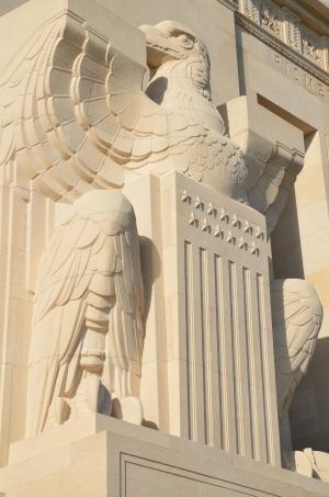 Monument américain de la Côte 204