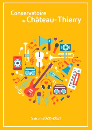Brochure du Conservatoire - Saison 2020/2021