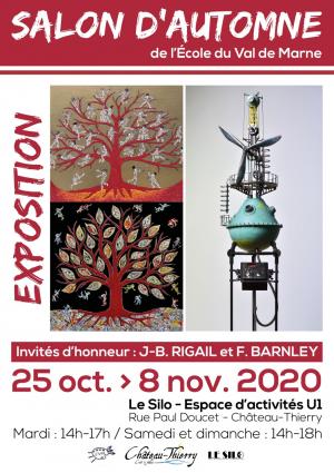 Catalogue d'exposition de la 57ème édition du Salon d'Automne
