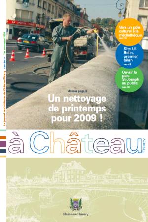 Couverture À Château-Thierry n° 1