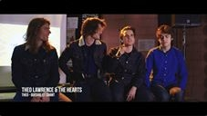 Le concert de Theo Lawrence & The Hearts à La Biscuiterie