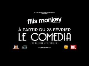 Fills Monkey - Teaser nouveau spectacle We will drum you - YouTube